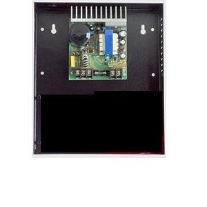 fonte de camera cftv mod i-099P 10A painel segurança aplicação diversas simples steelfontes steel