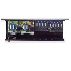 fonte de camera cftv seguranca i-099R-32-organizador 32-saidas placa fuziveis leds 12V de 20Amperes